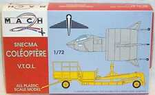 Mach 2 Models 1/72 SNECMA COLEOPTERE with Launch Platform