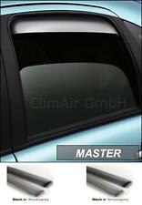 Climair Wind Deflectors Rear Audi A4