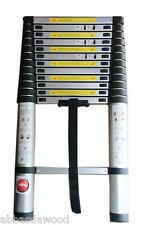 TELESCOPIC LADDER The compact design convenient to carry and simple to use