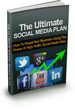 The Power Of High Traffic Social Media Sites Propels Your Business How To (CD)
