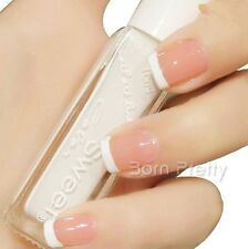 1Bottle 10ml Pure White Sweet Color French Nail Art Liner Polish Varnish #040