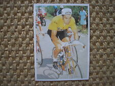 EDDY MERCKX MOLTENI CICLISMO FIGURINA FRANCESE RARE FRENCH CARD