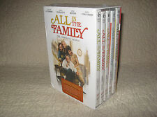 ALL IN THE FAMILY THE COMPLETE SERIES,1-9,28 DISC SET BRAND NEW,SEALED