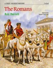 The Romans (Bk.3)-ExLibrary