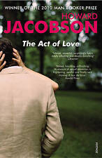 The Act of Love by Howard Jacobson (Paperback, 2009)