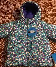 *NEW* Columbia Girls 4T Jacket Horizon Ride