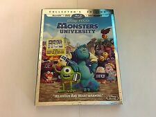 Monsters University Collectors Edition w/Slipcover Blu-ray
