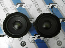 Genuine AUDI TT MK1 Coupe Pair of Rear Bose Speakers 1999 - 2006  8N8 035 401