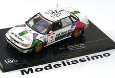 1:43 Ixo Subaru Legacy RS #3, Tour de Corse Chatriot/Perin 1991
