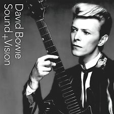 DAVID BOWIE - SOUND+VISION 4 CD NEW+