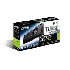 New Asus NVIDIA GeForce GTX 1060 Turbo 6GB GDDR5 DVI/2HDMI/2DisplayPort pci-e