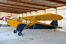 Piper PA-11 Cub Special Personal Use Aircraft Wood Model Large New