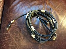 Vintage Interconnect Cable Dual 5-pin MALE DIN 10-foot for Bang & Olufsen MIDI