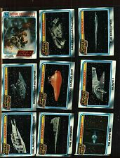 1980 Topps Empire Strikes Back Star Wars cards series 2 Good to Very Good