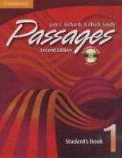 Passages Student's Book 1 with Audio CD/CD-ROM: An Upper-Level Multi-Skills Cour