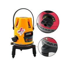 30% off Professional Automatic Self Leveling 5 Line 1 Point 4V1H Laser Level