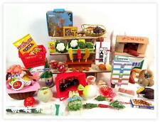 Great deals in Re-ment mixed Lot miniatures market foods and fruits