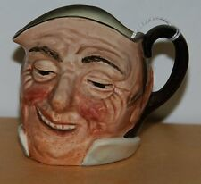 SMALL ROYAL DOULTON CHARACTER JUG FARMER JOHN  *** EXCELLENT ***