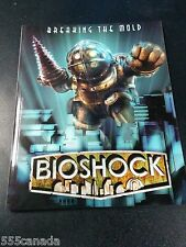 Breaking The Mold The Art of Bioshock - NEW - Paperback Illustrated Big Daddy 2