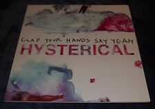 Clap Your Hands Say Yeah HYSTERICAL LP Yo La Tengo Walkmen Bon Iver Wolf Parade