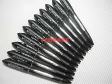 12 x Uni-Ball Jetstream SX-210 1.0mm Broad Rollerball Ballpoint Pen, Black