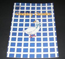 PAT & GLORIA COUNTED CROSS STITCH PATTERN BOOK COUNTRY CLASSICS G. FRASER 1983