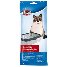 Trixie Litter tray bags, XL: up to 56 × 71 cm, 10 pcs 4051