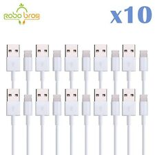 10 x 3FT 8Pin USB Data Sync Charger Cable Cord for iphone 6 6S Plus 5C 5 5S