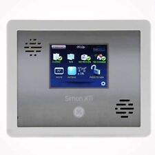 GE SIMON XTI TOUCH SCREEN WIRELESS HOME SECURITY SYSTEM ALARM MAIN UNIT KEYPAD