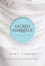 Sacred Marriage Gift Edition by Gary Thomas (2011, Hardcover)