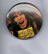 WASP BUTTON BADGE American Heavy Metal Band - The Headless Children - 25mm Pin