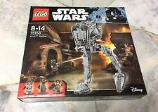 Lego Star Wars AT-ST Walker Rogue One 75153 New MISB