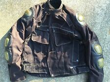 Mens Large Biker Design  Motorcycle riding Jacket, with removable liner