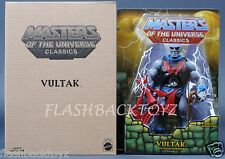 2016 MOTU Vultak MOTUC Masters of the Universe Classics Collector's Choice MOC