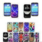 Plastic Snap On Phone Back Hard Cover Case Skin For Samsung Galaxy S4 S5 S5 Mini