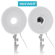Neewer 35cm 14inch Collapsible Photography Video Light Softbox Diffuser