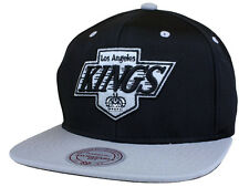 Casquette MITCHELL And NESS - SNAPBACK - Los Angeles KINGS - NHL - Nylon