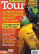 TOUR DE FRANCE 2007 RACE GUIDE SOFTBACK