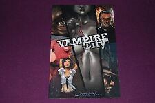 VAMPIRE CITY JDR Jeu de Role - Livre de Base