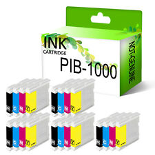 20x Ink Cartridges for LC1000 LC970 Brother DCP-135C MFC-235C MFC-440CN Printer