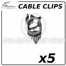 Cable Clips Cable 5,8 and 12 To 16 MM Drilling 6,2 x 12,2 MM  All Types 1311 5PK