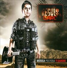 Musica, Polvora Y Sangre by Regulo Caro (CD, Jan-2011, Del Records)