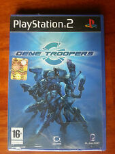 GENE TROOPERS pal Sony Playstation 2 ps2 game gioco console