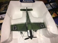 BOXED FRANKLIN MINT PLANE COLLECTION ARMOUR FW-190 Focke Wulf B11B586 1:48