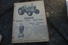CASE MODEL LAI TRATOR Parts Manual book catalog spare list farm owner b263 guide