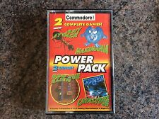 Power Pack 2 Game Compilation Commodore 64 Game! Look At My Other Games!