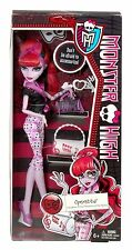 Monster High Monster Scaritage Operetta Doll and Fashion Set - NEW & SEALED!