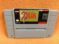 Zelda Link to the Past Super Nintendo SNES Super Fast FREE SHIP!