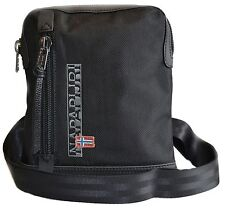 Napapijri Borsello Pro Napa Small Flat Crossover Uomo Men Shoulder Bag Messenger