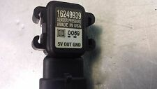 NEW ISUZU OLDSMOBILE PONTIAC SAAB SATURN  MAP SENSOR 16249939 OEM